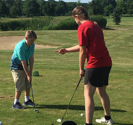 Kids Golf Camp